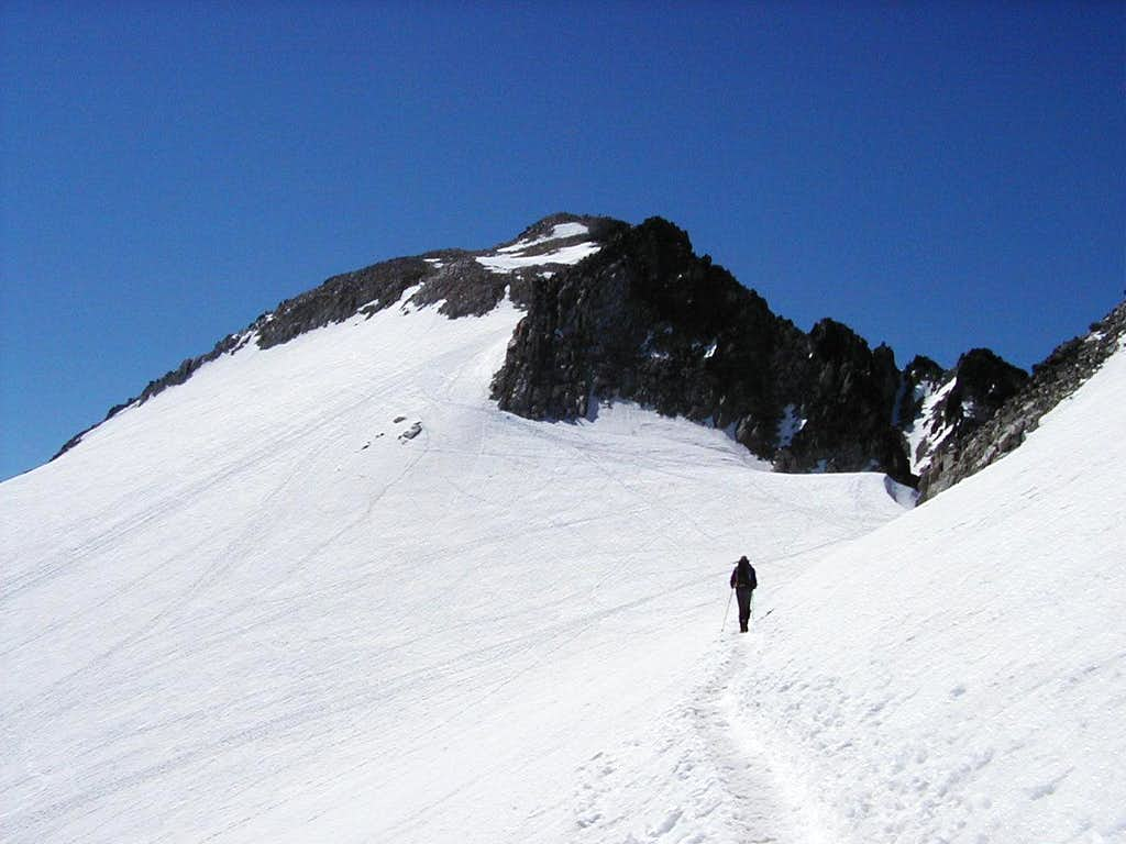 Approaching the Collado