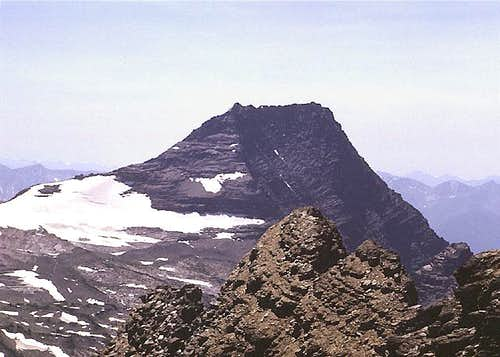 Edwards Mountain from the northeast