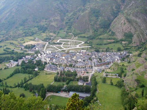 2012 – Benasque in the Heart of The Pyrenees