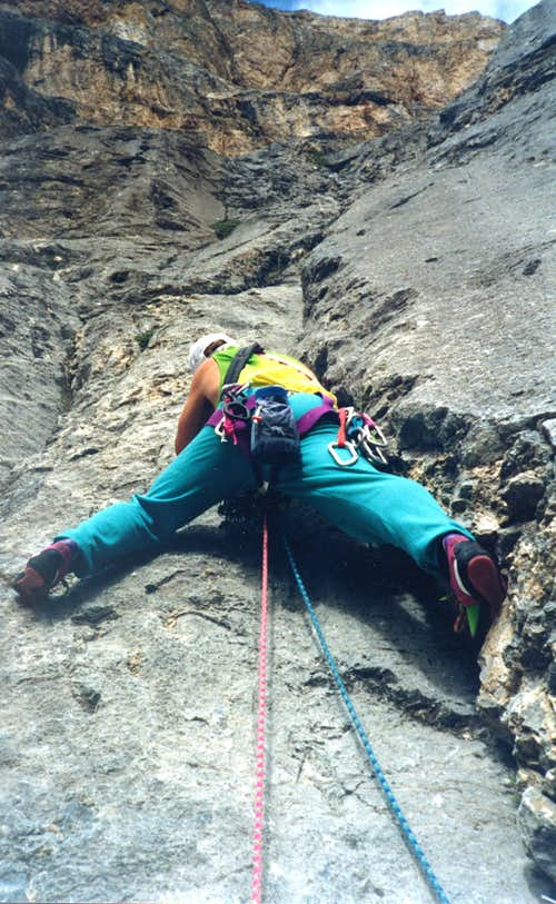 Marble Canyon - New Route