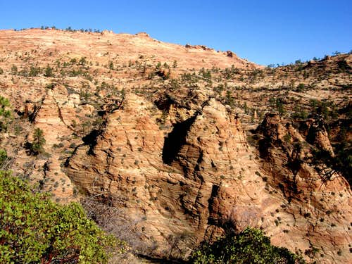 Top of Water Canyon