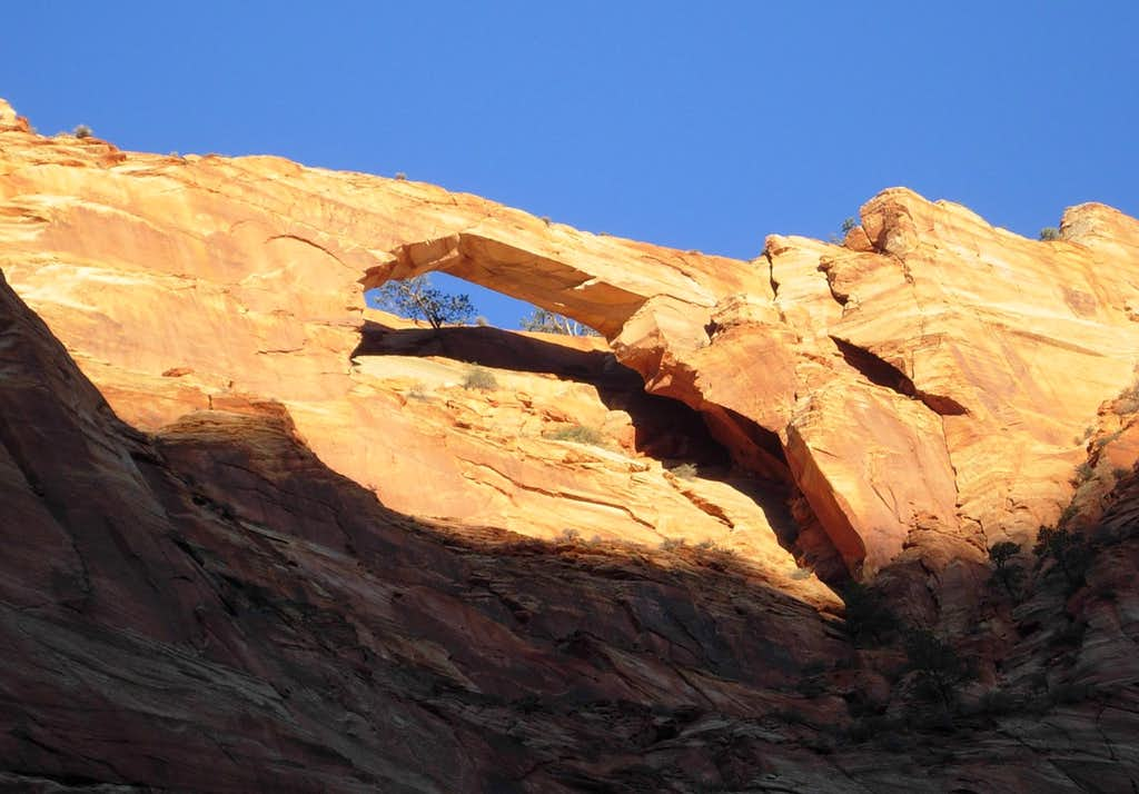 Water Canyon Arch