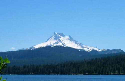 Mt. Jefferson from Olallie...