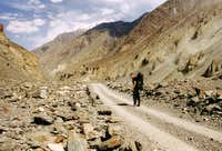 Walk to Shimshal