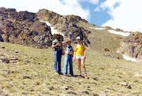 At 7500 feet on Pueblo's east...