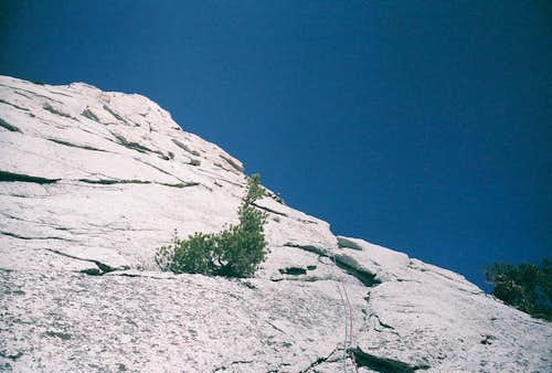 Southeast Buttress
