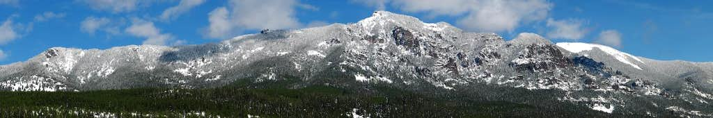 Gallatin peaks