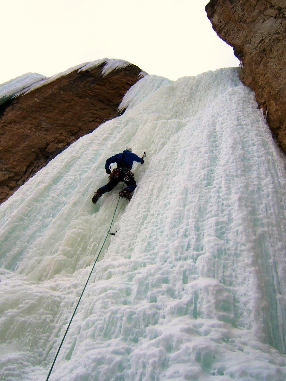 Lower Pitch of Stanley Falls Senior - Jasper