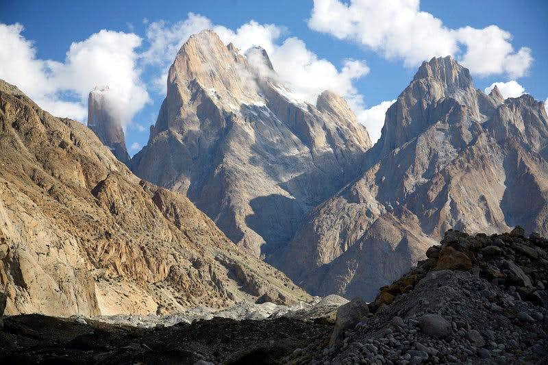 Great Trango Towers, Karakoram, Pakistan