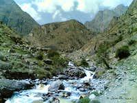 Sard Abrood River