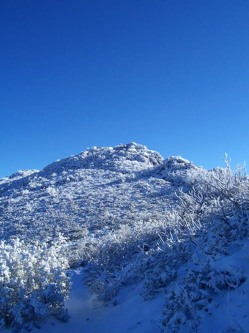 Hundred Peaks, 100th Peak, Garnets