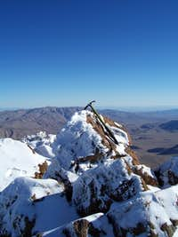 Garnet Peak Summit