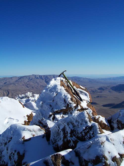 Garnet Peak Summit