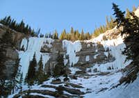 Hinton and Grande Cache Ice Climbs