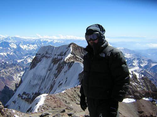 Aconcagua - Summit