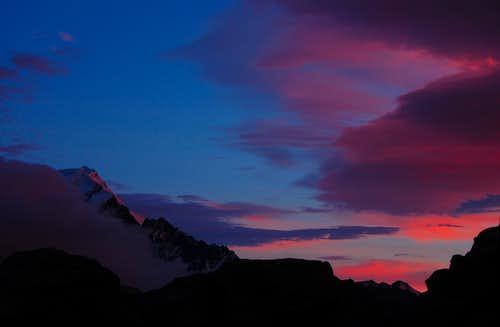Aoraki Sunrise