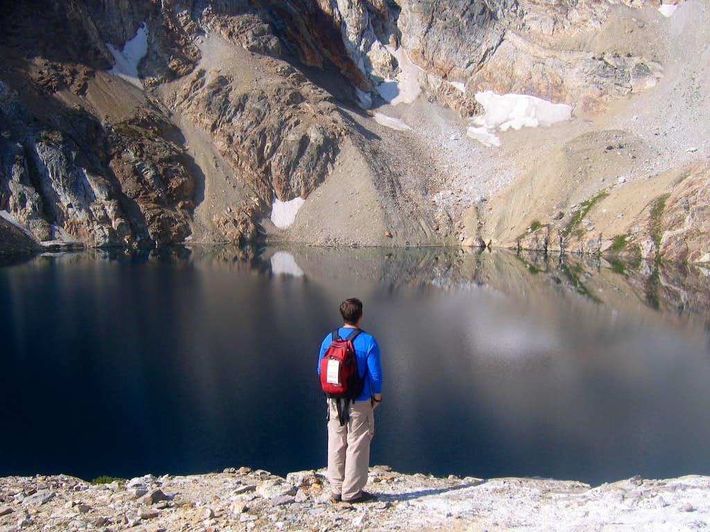 Thompson Peak, Sawtooths