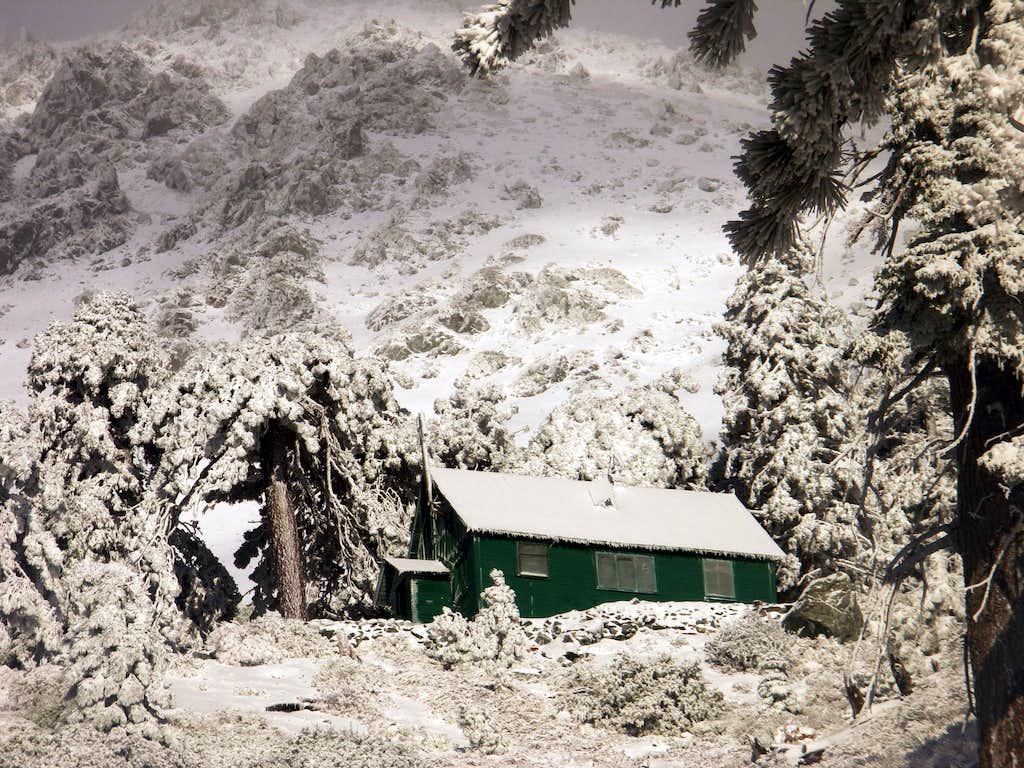 Baldy Ski Hut
