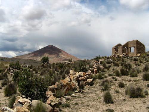 Ruins and Cerro Rico