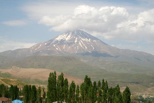 Damavand - South Face - July 2007