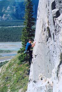 Juno Wall - Jasper National Park