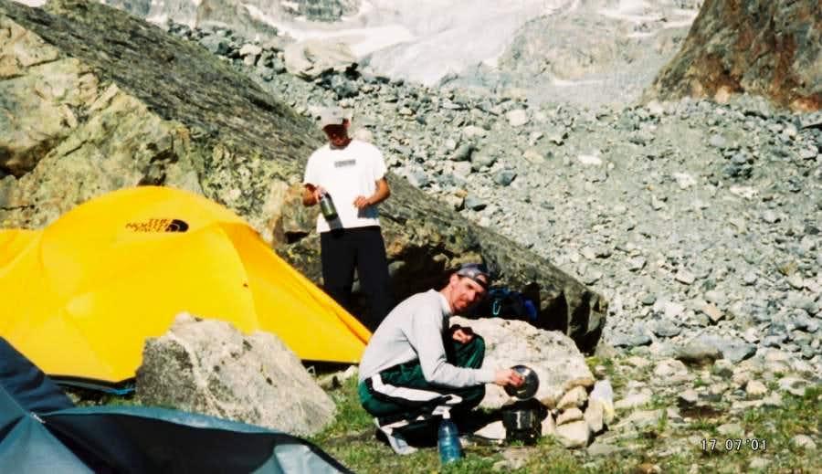 Tarns camp