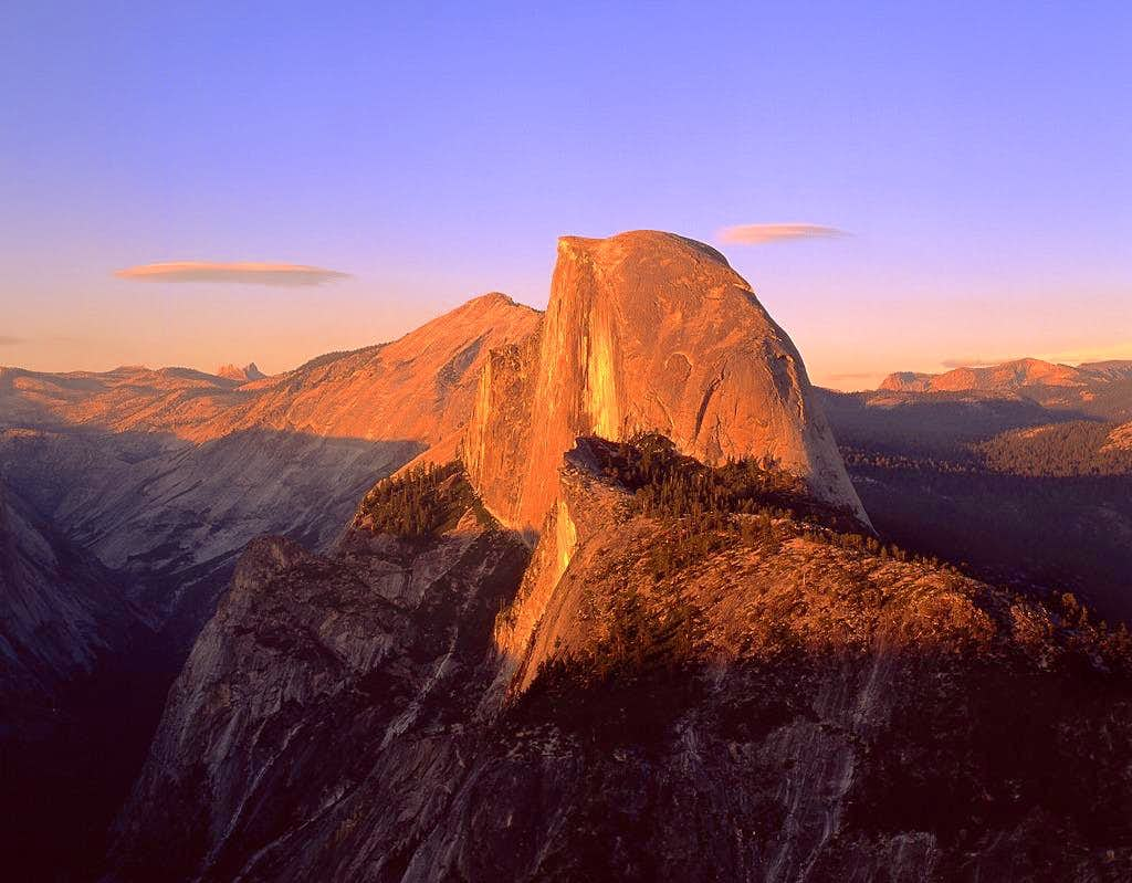 how to prepare for half dome