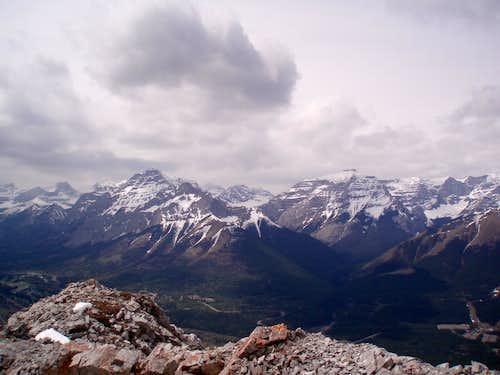 Summit View - West