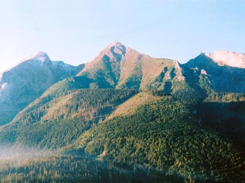Belianske Tatry-Fall hike