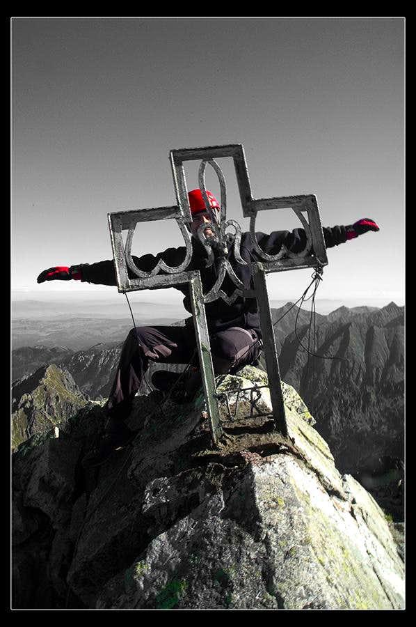 Vysoka's Peak