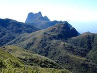 Pico Parana seen from Tucum