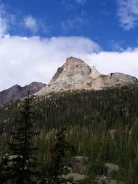 Arrowhead from Glacier Gorge trail