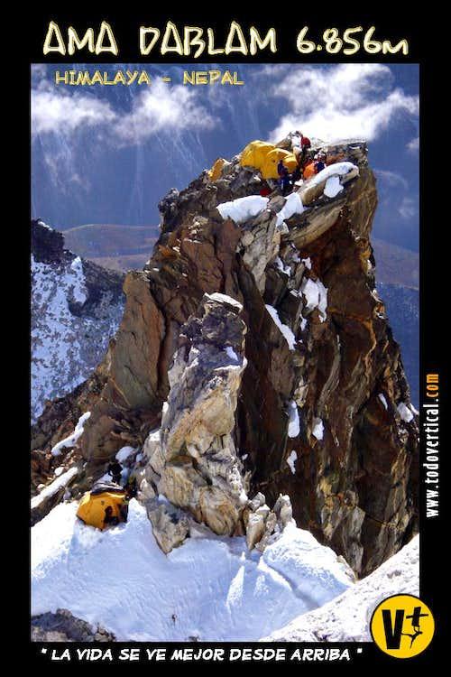 SOLO Ama Dablam Expedition 2007 - #2