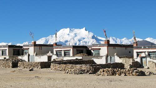 Gang Benchen (7295m) - Tibet