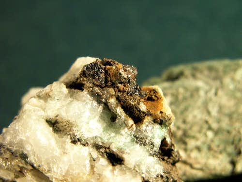 Minerals from...