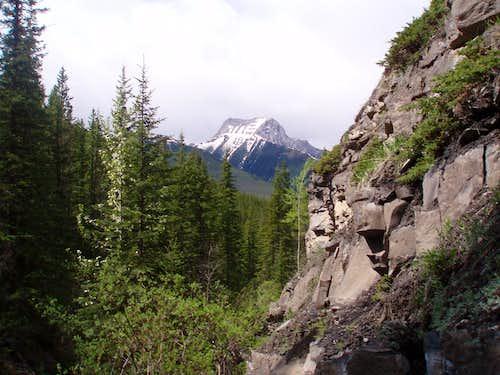 Wedge's NE Ridge