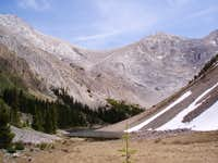 Old Baldy Mountain and Mt. MacDougall