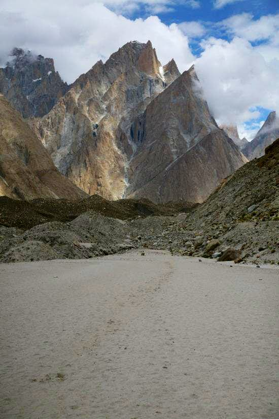Baltoro Cathedral, Karakoram, Pakistan