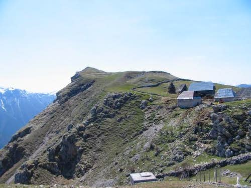 The highest village in Bosnia...
