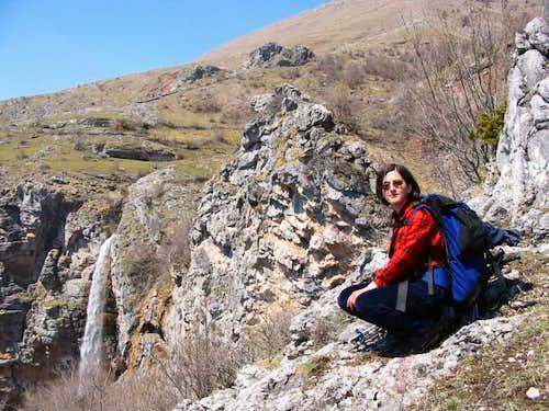 Waterfall Peruca ... April,...