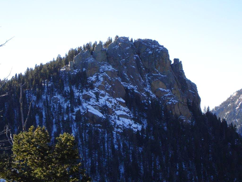 Gray Back Peak