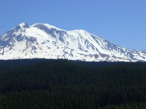 Enroute to Mt. Adams - July...
