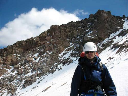 sabalan north glacier 2