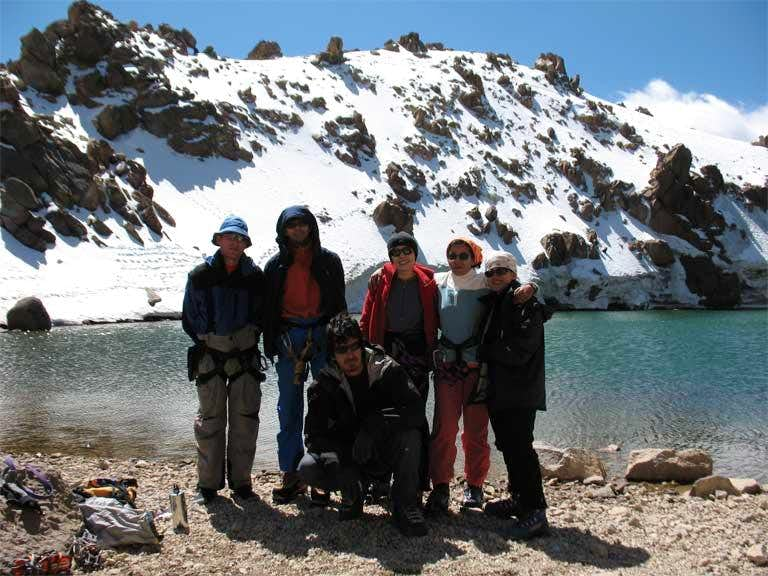 sabalan north glacier 3