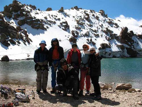 sabalan north glacier 3