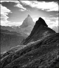 Matterhorn twin