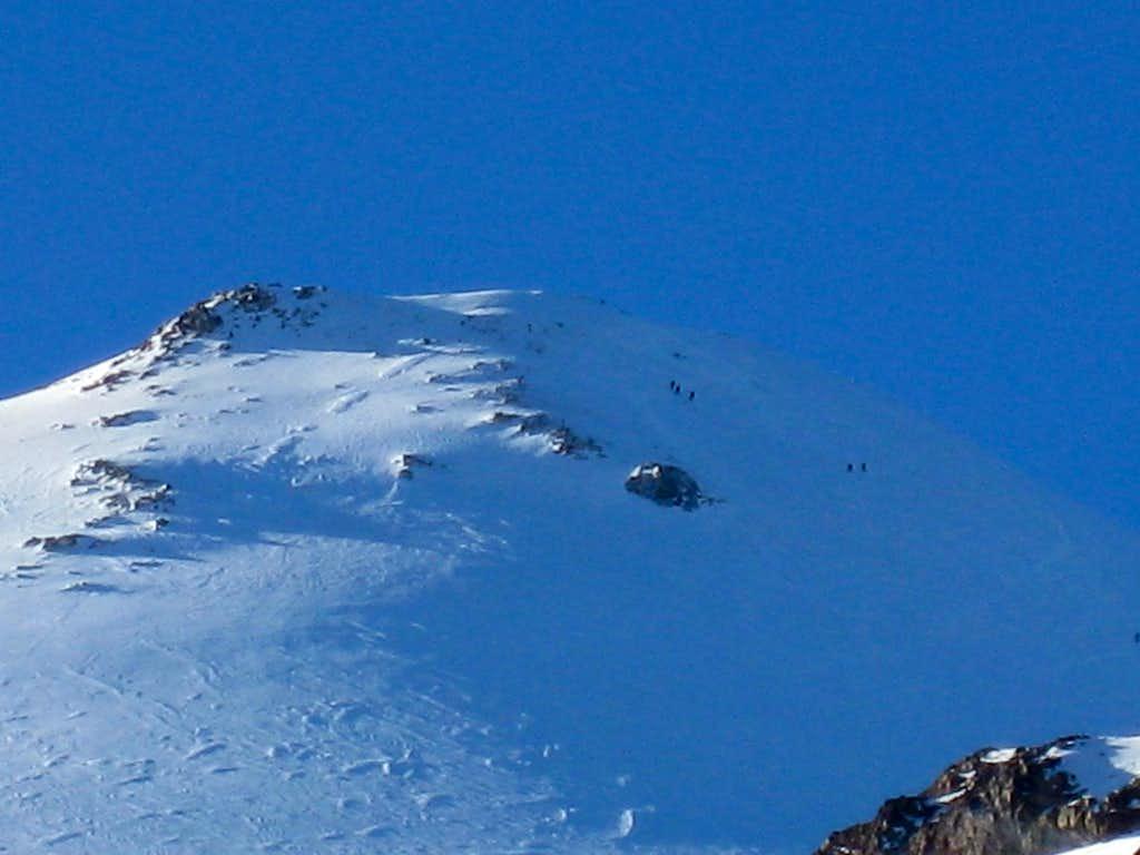 Orizaba Glacier