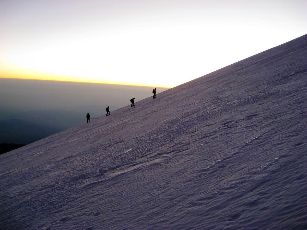 k2_team heading to Orizaba Summit