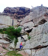 Berryhill Crag