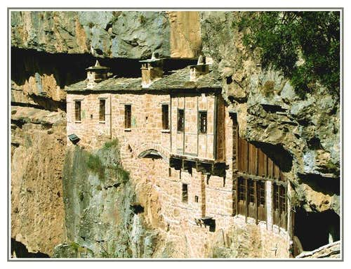 Kipina Monastery